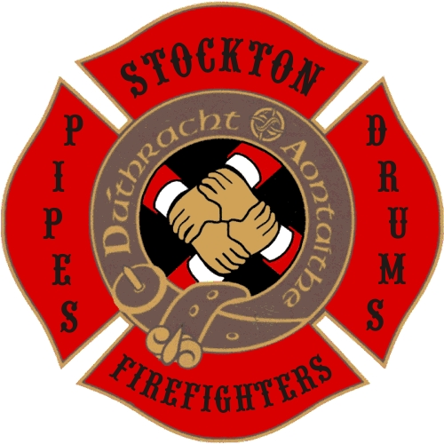 Stockton Professional Firefighters Local 456 | Pipes and Drums